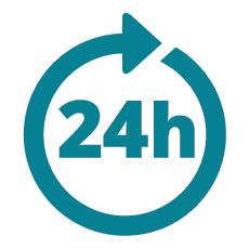 24-Hour icon