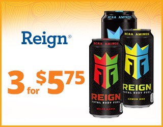 Reign 3 for $5.75